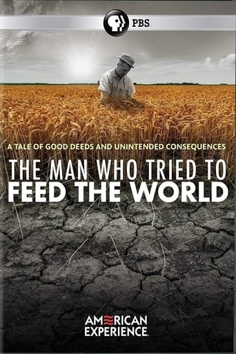 Poster of The Man Who Tried to Feed the World