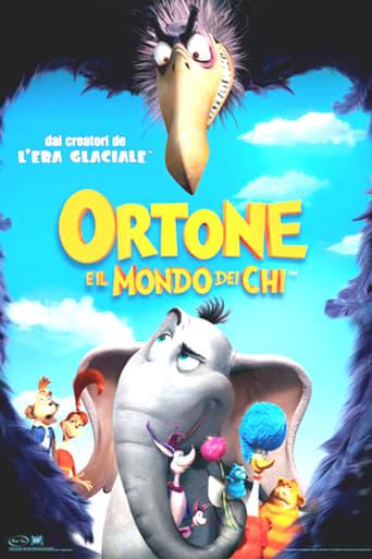 Poster of Ortone e il mondo dei Chi