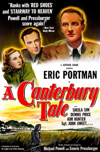 Poster of A Canterbury Tale
