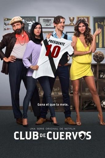 Poster of Club de Cuervos