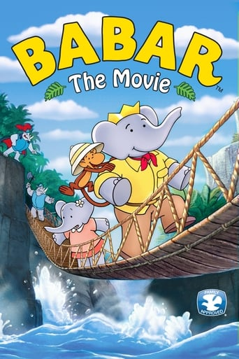 Poster of Babar The Movie