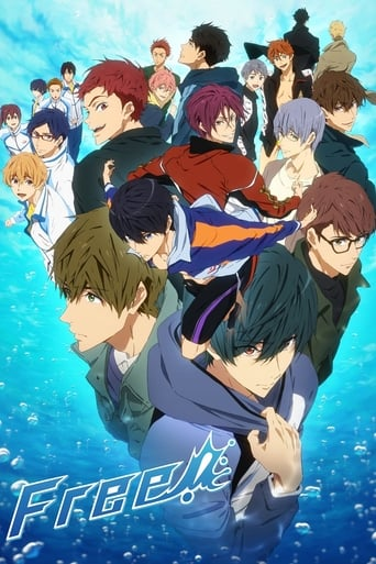 Poster of Free!