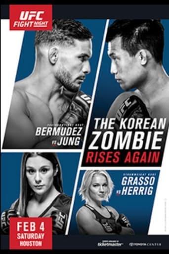 UFC Fight Night 104: Bermudez vs. Korean Zombie