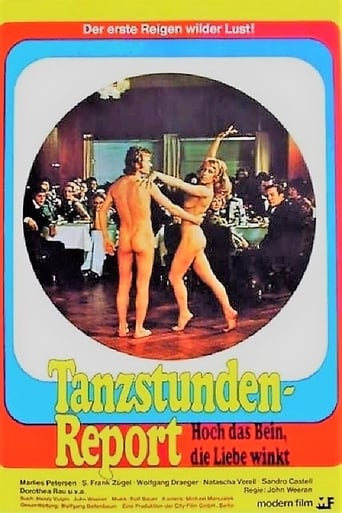 Poster of Tanzstunden-Report