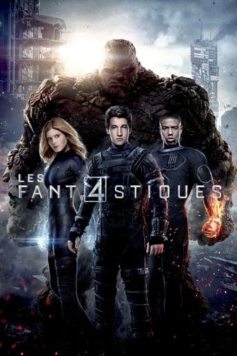 Poster of Les 4 fantastiques