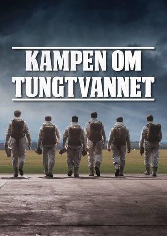 Poster of Kampen om tungtvannet
