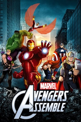 Poster of Marvel's Avengers Assemble