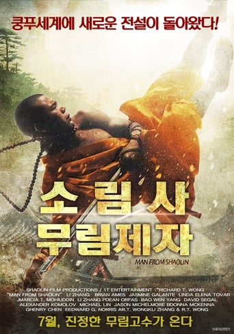 Poster of Man from Shaolin