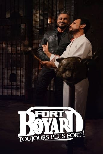Poster of Fort Boyard : toujours plus fort !