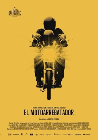 The Snatch Thief / El Motoarrebatador