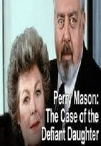 Poster of Perry Mason: The Case of the Defiant Daughter