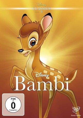 Filmplakat von Bambi