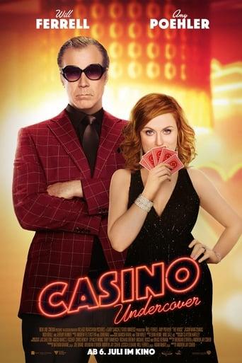 Filmposter von Casino Undercover