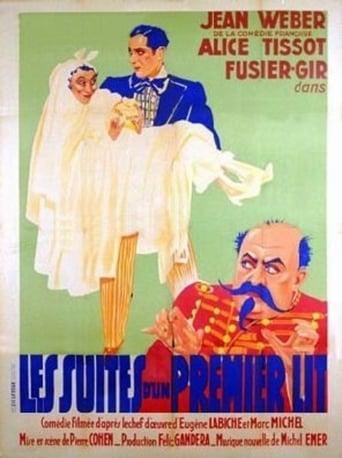 Poster of Les suites d'un premier lit