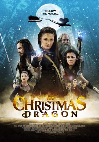 Poster of The Christmas Dragon