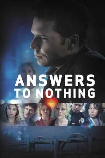Poster of Answers to Nothing