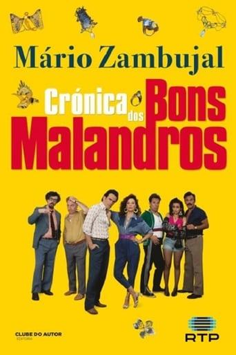 Poster of Crónica dos Bons Malandros