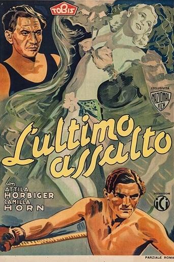 Poster of Die letzte Runde