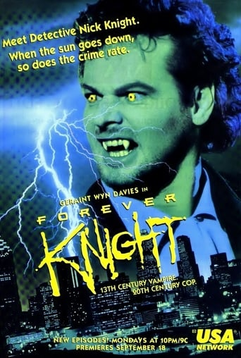 Poster of Forever Knight