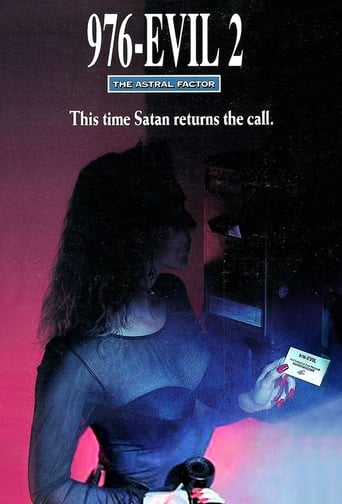 Poster for 976-Evil II