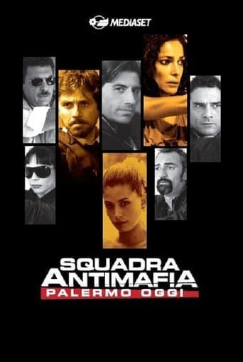 Poster of Squadra antimafia – Palermo oggi