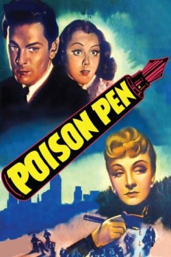 Poster of Poison Pen