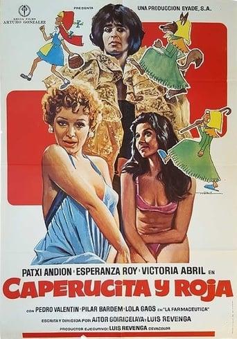 Poster of Caperucita y Roja