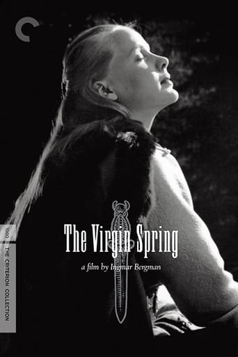 Poster of The Virgin Spring