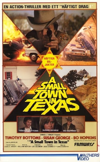 Poster of A Small Town in Texas