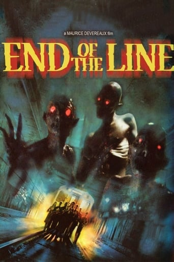 Poster of End of the Line