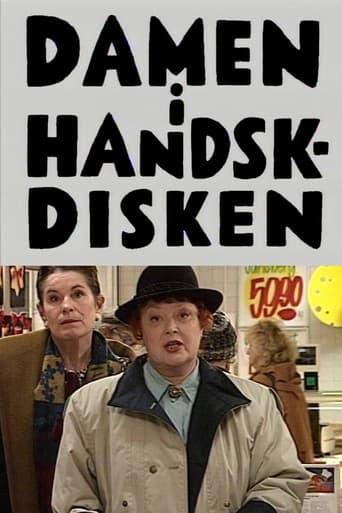 Poster of Damen i handskdisken