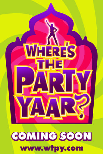 Poster of Where's the Party Yaar?