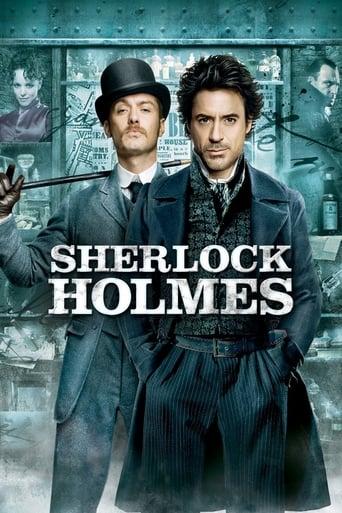 Filmplakat von Sherlock Holmes