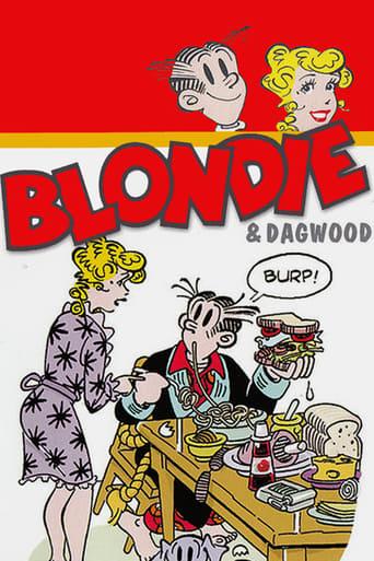 Poster of Blondie & Dagwood