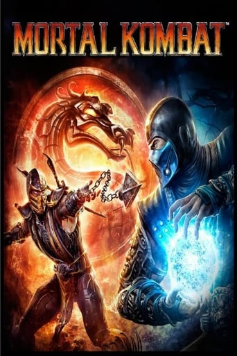 Poster of Mortal Kombat 9: The Movie