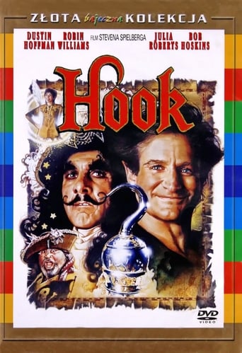 Hook ou la revanche du Capitaine Crochet
