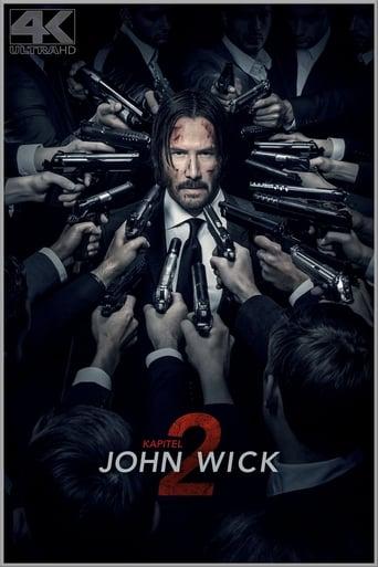 Filmplakat von John Wick: Kapitel 2