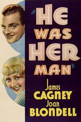Poster of He Was Her Man