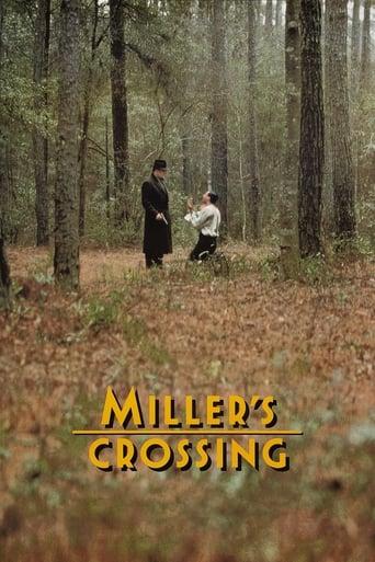 Poster of Miller's Crossing