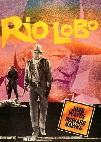 Poster of Río Lobo