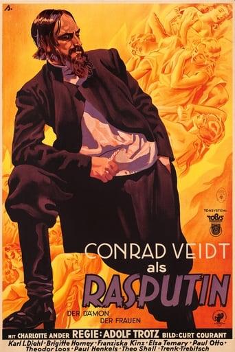 Poster of Rasputin, Demon of the Women