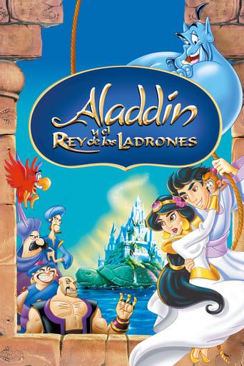 Poster of Aladdín y el rey de los ladrones