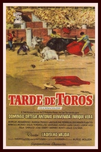 Poster of Afternoon of the Bulls