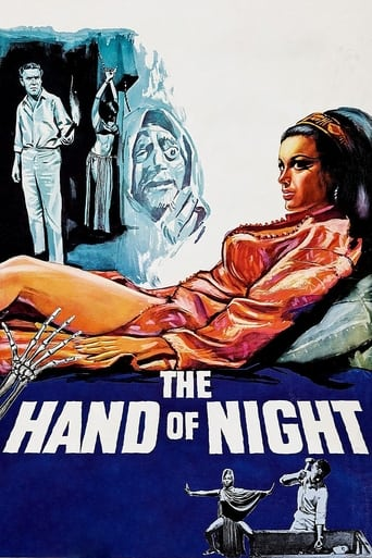Poster of The Hand of Night