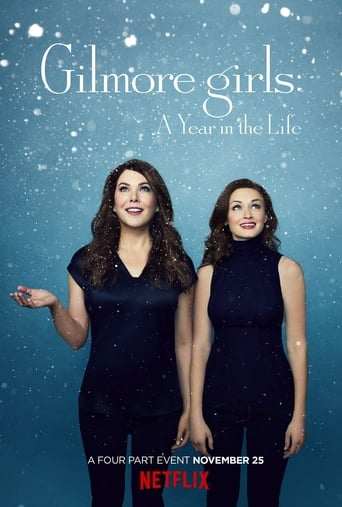 Poster of Gilmore Girls: A Year in the Life - Winter