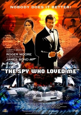 Poster of The Making of 'The Spy Who Loved Me'