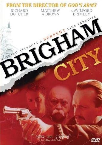 Poster of Brigham City