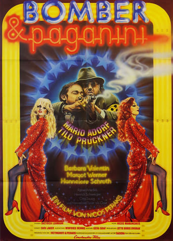 Poster of Bomber & Paganini
