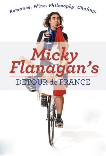 Poster of Micky Flanagan's Detour de France