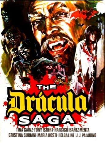 Poster of The Dracula Saga